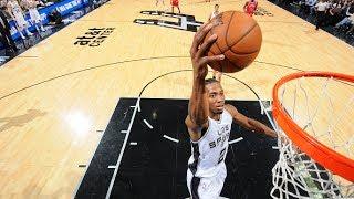Kawhi Leonard's Best of the 2016-2017 NBA Season