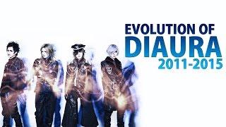 EVOLUTION OF DIAURA (2011-2015)