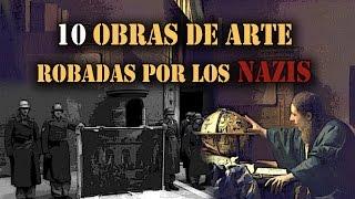 10 Famosas obras de arte robadas por los Nazis
