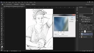 How to make your photo look like pencil sketch in photoshop