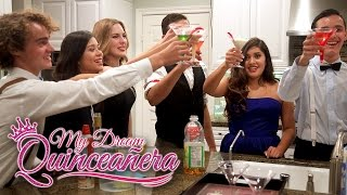 My Dream Quinceañera - Gianna Ep 3 -  Damas Dresses and Candied Cocktails