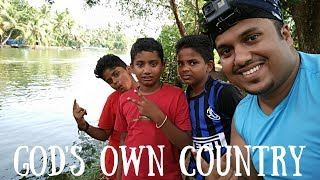 Kerala Video Series | Alleppey Backwaters and Houseboat ft Vidya Vox Kerala Boat Song (Part 2)