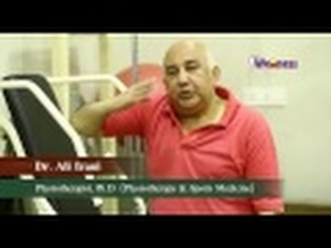 Physiotherapy - Dr. Ali Irani ...Tata Sky 771,In Cable 357,Fastways 279 & App Wellness TV