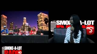 Smoke A Lot Radio interviews  #WCW Adult Star Mocha Menage who speaks on fav sex position