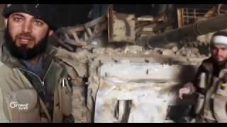 ماذا حل بالنمر في الغوطة الشرقية..تقدم للثوار في مساكن الشرطة وخسائر جديدة للنظام بالضواهرة