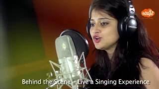 Recording experience of a non singer