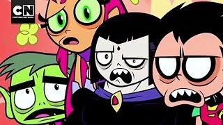 Rotting Brains I Teen Titans Go! I Cartoon Network