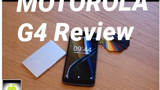 Motorola G4 budget phone hands on and review.