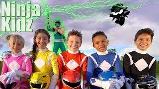 POWER RANGERS NINJA KIDZ!   Season 2