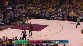 2nd Quarter, One Box Video: Cleveland Cavaliers vs. Boston Celtics