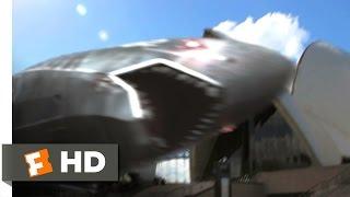 Mega Shark vs. Mecha Shark (6/10) Movie CLIP - A Mech Crashes the Opera (2014) HD