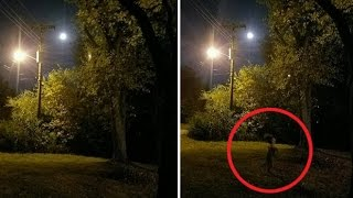 Spooky Full Moon Snaps Baffle Internet As Paranormal Figure Appears Out Of Nowhere