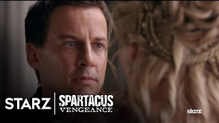 Spartacus | Character Profile: Ilithyia | STARZ