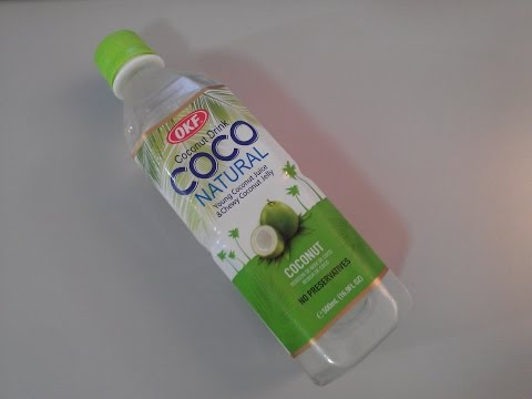 OKF COCO Natural Coconut Drink Mayor's Review