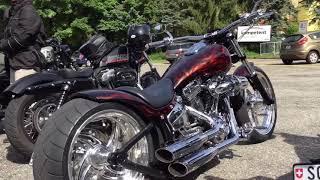 Best Custom of Harley Davidson Breakout
