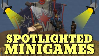 Spotlighted Minigames: Great Rewards from ALL Minigames! [Runescape 2015]