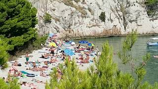 Nudist Naturist beach Makarska Croatia