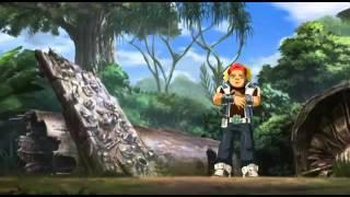 Redakai  Conquer the Kairu  Season 2, Episode 22   Elimination Island