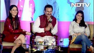 Saif Ali Khan Shares A Hilarious Incident Of Sister Soha
