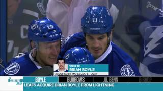 Tim & Sid: Boyle deal is glorious, Maple Leafs got playoff experience for cheap