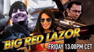 Unreal Tournament vs Destiny! - Big Red Lazor