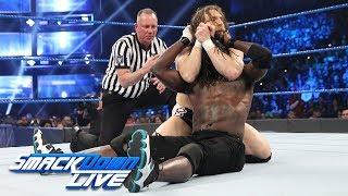 R-Truth vs. Daniel Bryan: SmackDown LIVE, Jan. 8, 2019