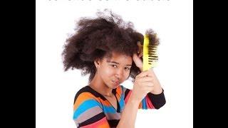 Alisamento em cabelo muito crespo