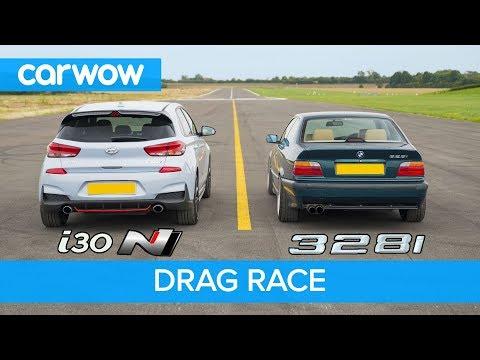 Xxx Mp4 Hyundai I30N Vs E36 BMW 328i DRAG ROLLING RACE BRAKE TEST Can £2 8k Beat £28k 3gp Sex