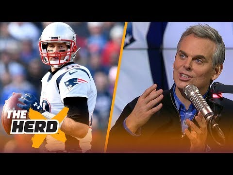 Colin Cowherd reacts to Tom Brady s sideline spat with Josh McDaniels against Buffalo THE HERD
