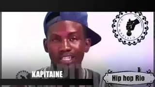Kapitaine 3ème numéro hip hop Rio sur ZING tv