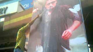 Anjaan Fan Show Celebration Palabhishekam At NS Theater