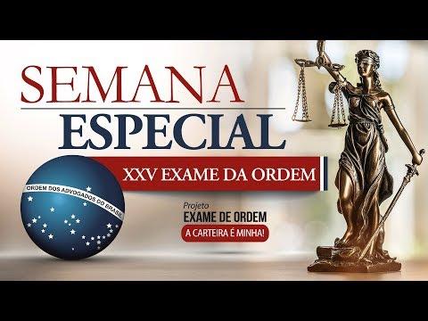Xxx Mp4 Semana Especial XXV Exame De Ordem Direito Do Trabalho 3gp Sex