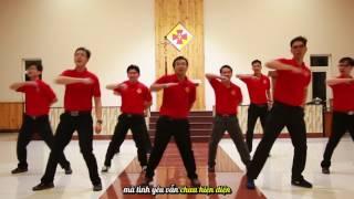RA ĐI TRUYỀN RAO TIN MỪNG - LYRIC - OFFICIAL MV FULL | Đuốc Hồng 2017