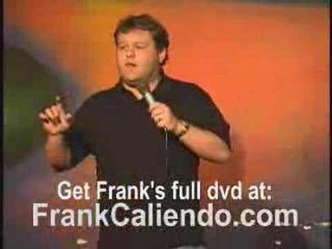 Frank Caliendo Impressions