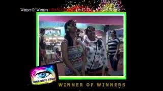 Bigg Boss Tour Stay and Play Season 1 Grand Finale - 14th Aug 2016