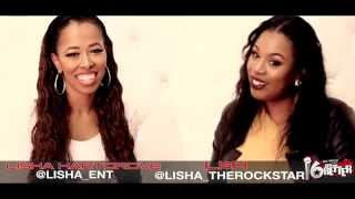 LISHA THE ROCKSTAR INTERVIEW