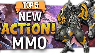 "New ""Action Combat MMO"" Look Actually Action Packed!"
