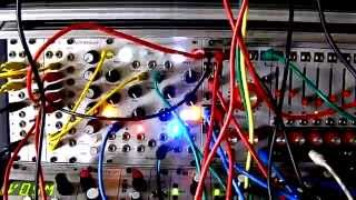 Modular Synth - Patch In Progress 6