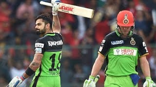 great batting virat kohli 109 ab de villiers 129