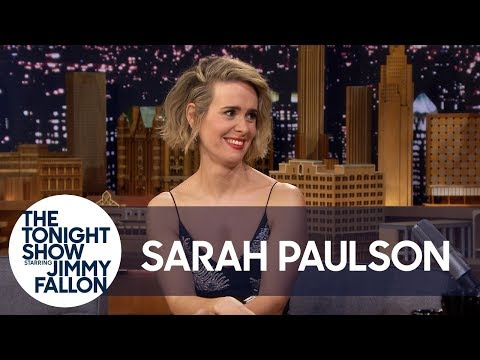 Xxx Mp4 Drew Barrymore Confronted Sarah Paulson About Her Impression 3gp Sex