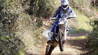 Trilha de Moto CRF 230 e KTM 300 Lugar Top Demais