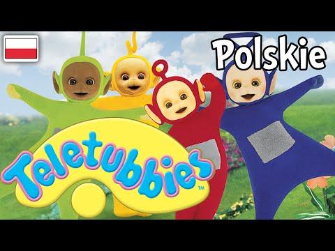 Teletubisie Po Polsku Mix numer 1 DOBRA JAKOŚĆ Pełny odcinek