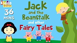 Jack and the Beanstalk and Other Fairy Tales for Kids