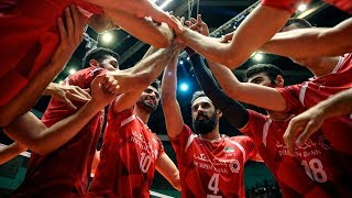 Iran National Volleyball Team | Unbelievable Moments | VNL - 2018