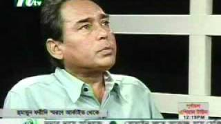 Interview of Humayun Faridi by Imdadul Hoque Milon