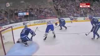 Nikita Scherbak first NHL goal