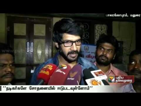 Xxx Mp4 Police Raid Home Seize Pirated DVD S Of New Tamil Films In Madurai 3gp Sex