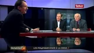 Communication Politique_Emission Déshabillons-Les_Les politiques face à la crise (Partie 4)