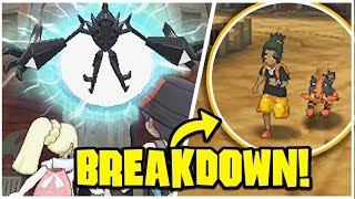 Extended USUM Gameplay + New Trailer Breakdown! (Pokemon Ultra Sun and Moon)