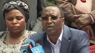 Kalonzo accuses Muthama of trying to play dirty politics